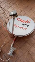 Vendo antena Claro de TV a cabo bom estado