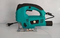 Serra Tico Tico 650w 110v Nova Com Laser