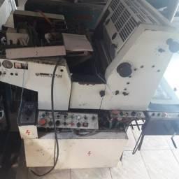 Impressora Adast Dominant duplo oficio