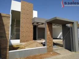 Destaque!!! Maravilhosa Casa Moderna com 3 Suítes - Lazer completo! Guará Park