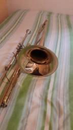 Trombone EAGLE TV 602 lindo ( si bemol)