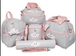 Kit bolsa maternidade novas