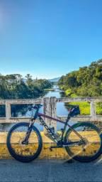 Bicicleta Scott Scale 990 tamanho L 2019