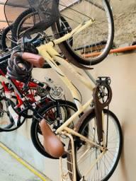 Bicicleta retro de passeio