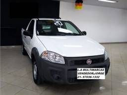 Fiat Strada Working 2020 cs 1.4 _ entrada apartir de 10mil + 48x 879,00 fixas