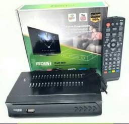 PC Conversor digital e Antena Novos com garantia e entrega grátis