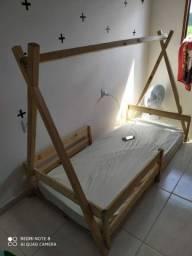 Cama+ colchão