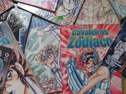 Manga cavaleiros do zodiaco