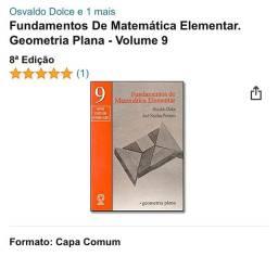Fundamentos de matemática elementar - geometria plana - volume 9, 8a edição