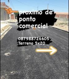 Título do anúncio: Terreno em petrolina no bairro Mandacaru