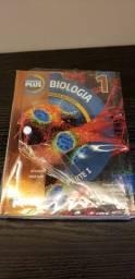 Livro - Moderna Plus. Biologia - Conjunto de caixa