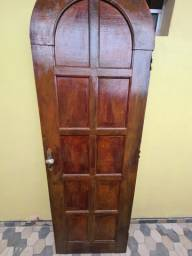 Porta colonial de Madeira