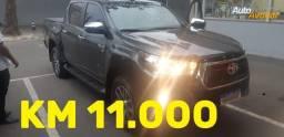 Título do anúncio: Hilux SrV 4X2 Flex Km 11.000 Oportunidade