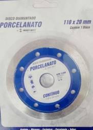 Duty Disco Diamantado Porcelanato 110x20 mm