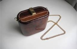 Bolsa rara GIGLIO Vintage Baúl (Clodovil)