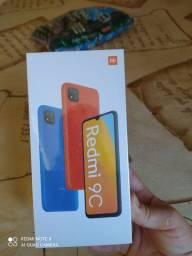 Celular Xiaomi redmi 9c 64gb azul