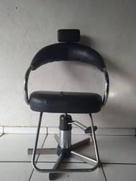 Poltrona/cadeira de cabeleireiro para salão