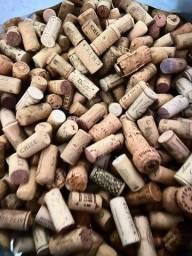 Título do anúncio: Rolhas de vinho de cortiça