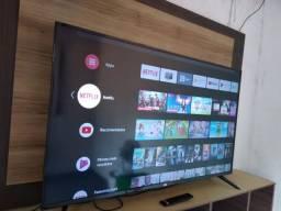 TV 50 polegadas JVC Android