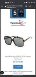Óculos de sol feminino Gucci original na caixa
