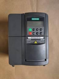 Inversor De Frequência 5cv 380v Siemens Micromaster440