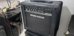 Caixa de Guitarra  Sound Maker