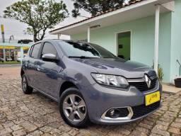 Título do anúncio: Sandero Vibe 1.0 12v 2019. Carro de único dono, apenas 34.000 km.