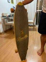 Skate longe Deville shape de bamboo
