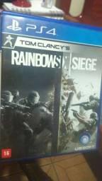 Rainbow six siege PS4 e Days gone