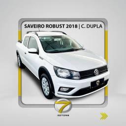 Título do anúncio: Saveiro Robust 2018