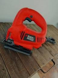 Vende-se Serra Tico Tico Black & Decker Js10 Brr 400W 110V. Valor 190$