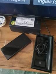 Galaxy Note 10 256gb trincado( Barbacena)
