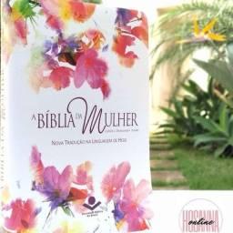 Título do anúncio: Promoção Bíblia da Mulher De 174,90 por 129,99
