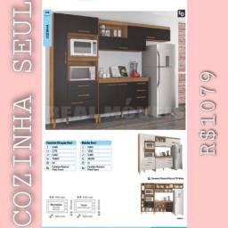 Armário de cozinha Seul/ armário Seul / armário Seul
