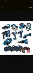 Serviços e consertos de ferramentas eletricas