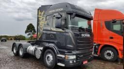 Título do anúncio: Scania R480 Griffin Editon Highline Streamline 6x4 com Retarder 2016