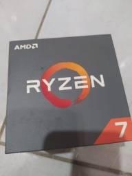 Título do anúncio: Processador Ryzen 7 2700