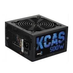 Fonte AeroCool KCAS 500W Bronze 80 Plus