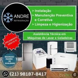 Título do anúncio: André Refrigeração