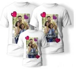 Título do anúncio: Camisetas Personalizadas Alta Qualidade