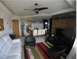 Apartamento mobiliado 124m², 4 dormitórios - Esplanada Park