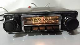Antigo Radio Motoradio Volkswagen Fusca Kombi Funcionando