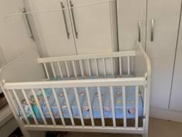 Mini Berço de bebê (Moisés)