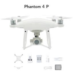 Drone Dji Phantom 4 Plus + 2 Baterias + Case