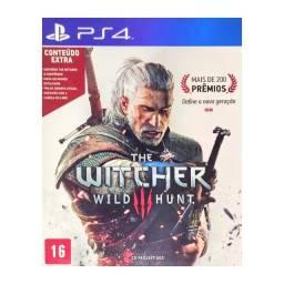 The Witcher 3 (Mapa, Trilha, Adesivos, Manual e Mais) Ps4