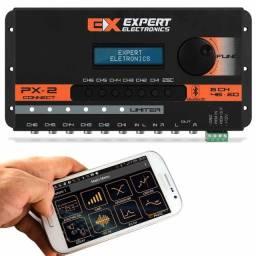 Processador de áudio digital banda experts px2 connect