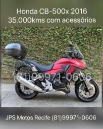 Honda CB-500x 2016