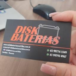 Precisou de Bateria? Disk Baterias!!