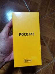 Xiaomi poco M3 Lacrado 128GB 4GB RAM pronta entrega preto