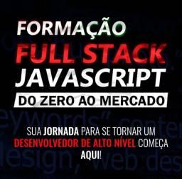 Título do anúncio: Full-Stack web do Zero ao Mercado
